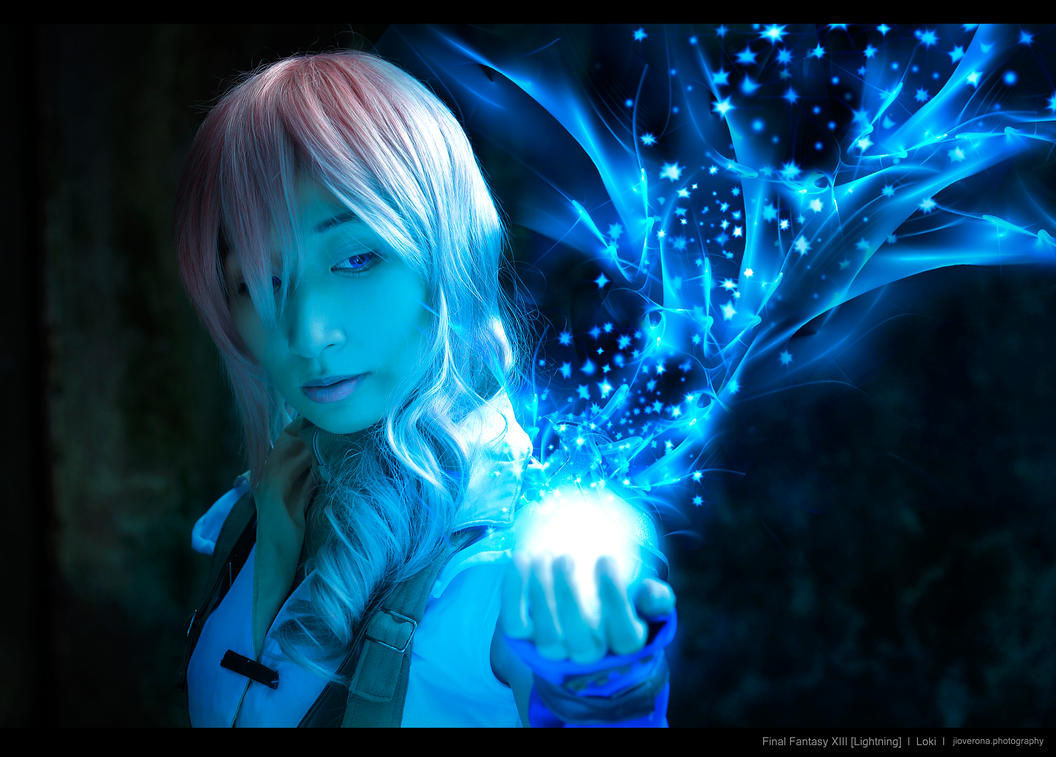Final Fantasy XIII Lightning by jiocosplay