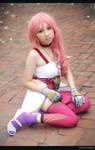 Serah [Final Fantasy XIII-2] cosplay by Chappi