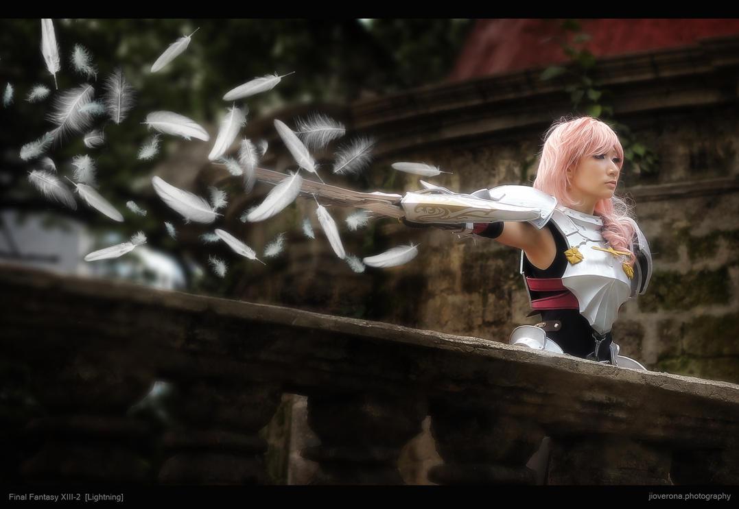 Final Fantasy XIII-2 [Lightning] by jiocosplay