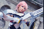 Final Fantasy XIII-2 [Lightning]
