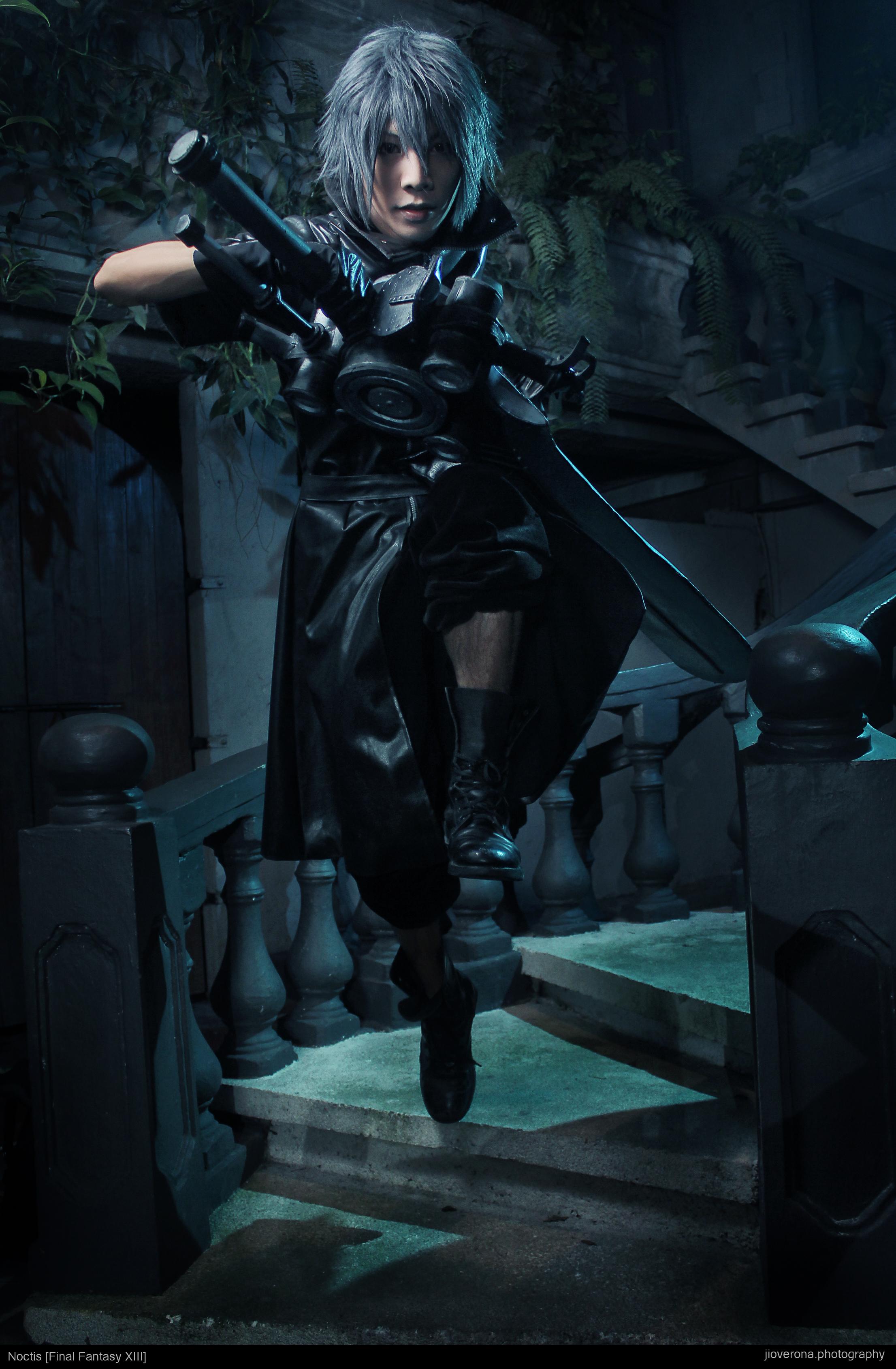 Noctis Final Fantasy Versus Xiii By Jiocosplay On Deviantart