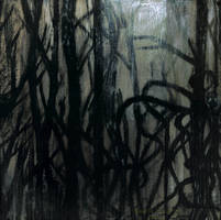 The Slender Man Comes by DisforDelirium