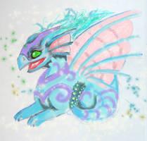 Juno my Pixie Dragon