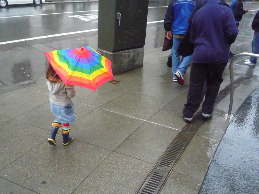 Man-made Rainbow II by Lullabeyes