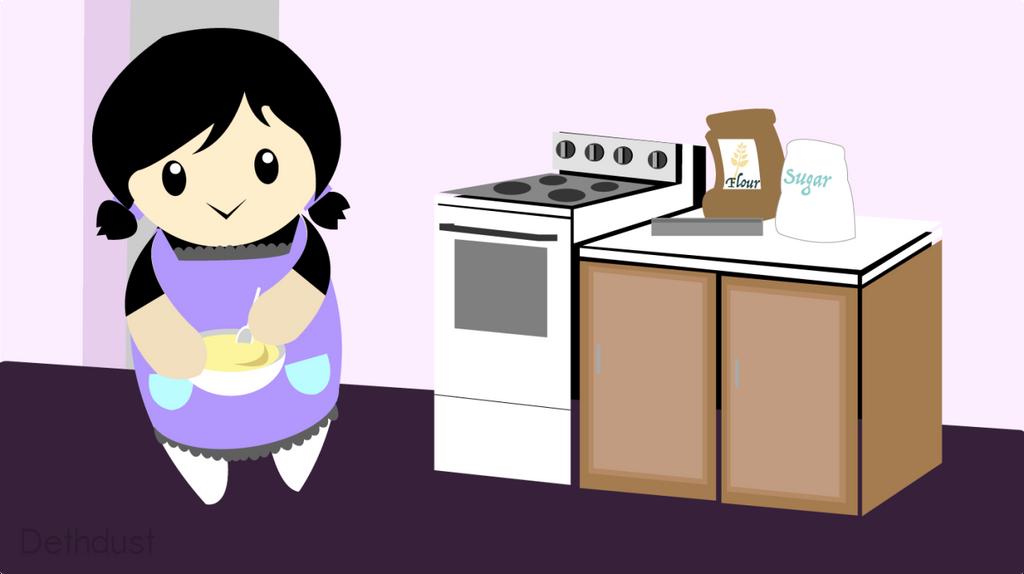 Becca Baking by Lullabeyes