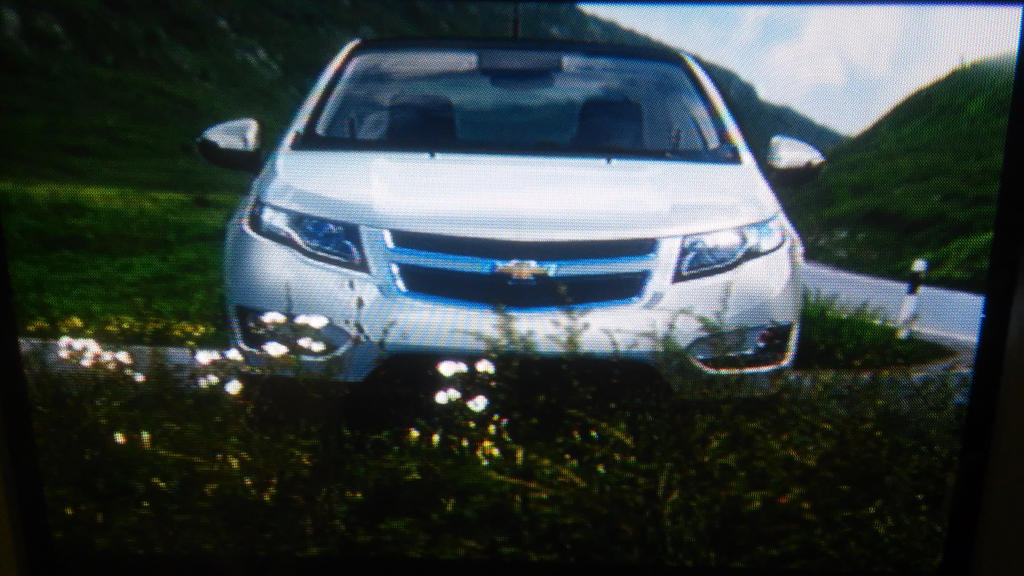 Chevy Volt Wallpaper By Horselover2471226