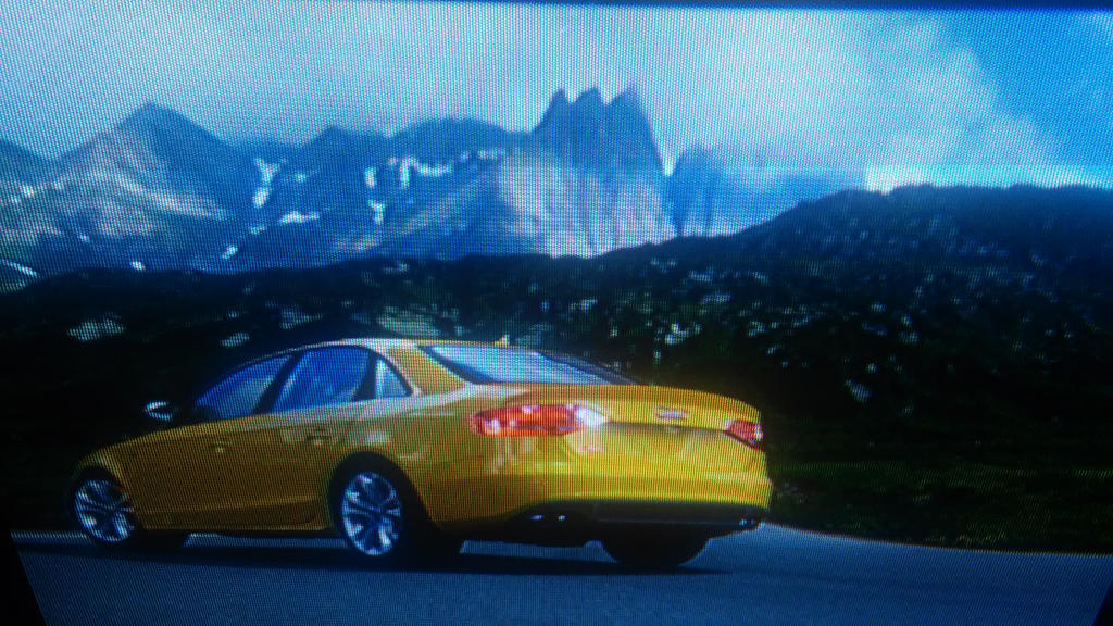 New Audi S4 Wallpaper Rear View By Horselover2471226