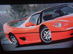 F50 Legendary ( Side View) by Horselover2471226