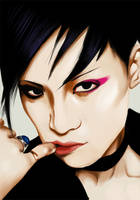 . I am Eros, Thanatos, I'm full of lust . by hakujitsu