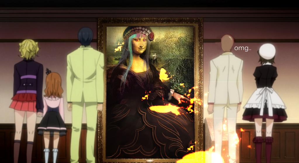 Umineko OC - Kuroyukihimetrice (Endless Witch) by kuroyukihime666