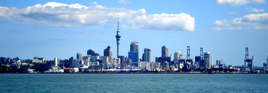 Auckland landscape by stephg93 on deviantart for Landscaping auckland