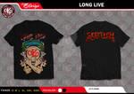 Fs-ts[dk-fs-design-t-shirt] Longlive