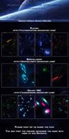 Platinum Intergalactic Intelligence C4D Pack by AlexDonkers
