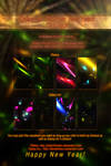 Galaxy Inc Platinum New Year C4D Pack