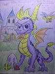 20th Anniversary Spyro Fan Art