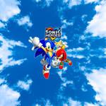 Sonic Heroes - Box Art