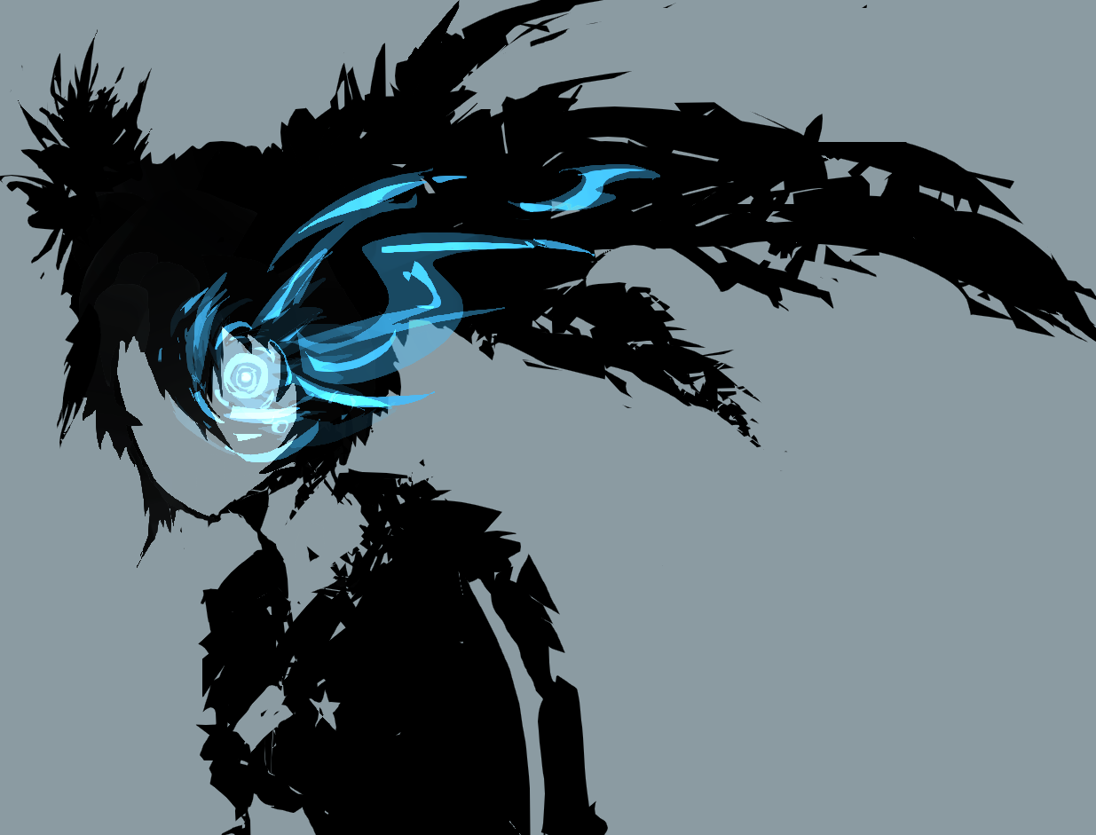 BRS - SHATTERED by JackHeavenor