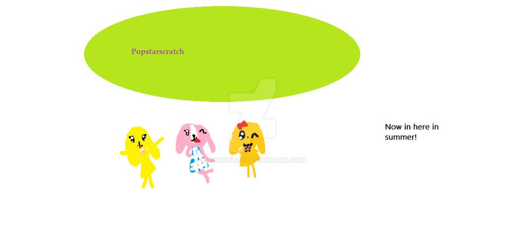 Popstarscratch by PigXChloe