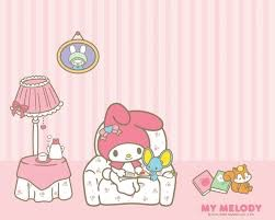 sweet baby-doll  my melody  by PigXChloe