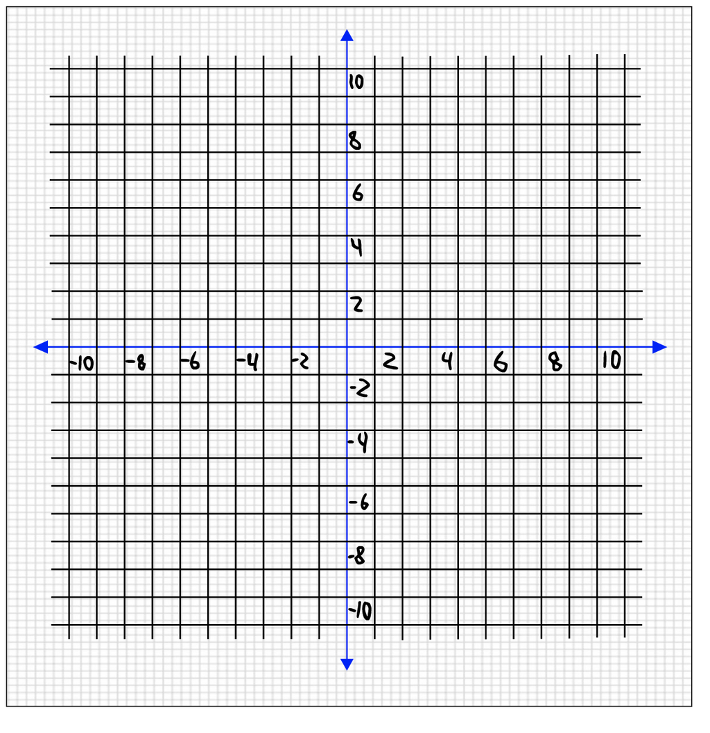 10 X 10 Graph Paper Images - Reverse Search