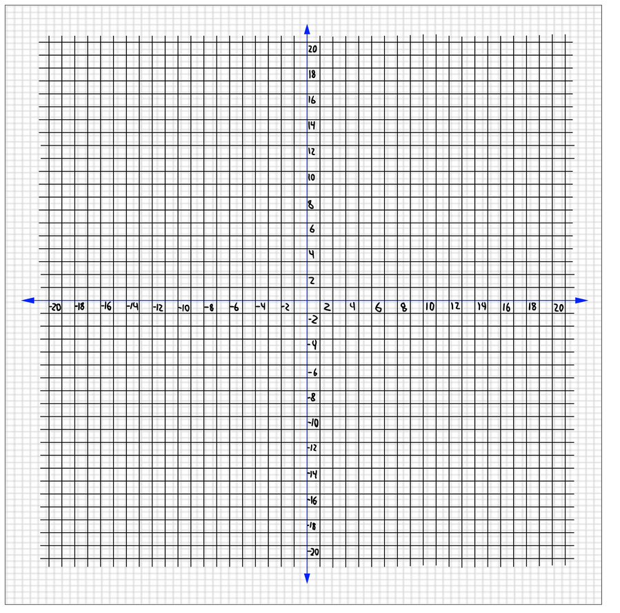 20x20 Graph Paper By Nxr064 On Deviantart