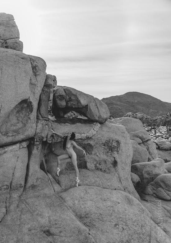 Rock Nude by katyT