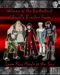 Brotherhood Club ID design