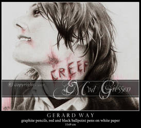Gerard... by mcr-raven