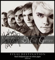 Final Destination by mcr-raven