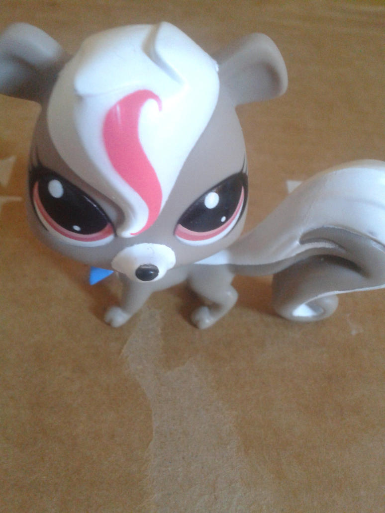 My Littlest pet shop collection Pepper Clark by MLPG1Brony ...
