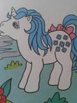 My Little Pony G1 Majesty by MLPG1Brony