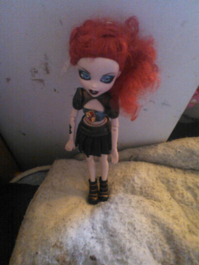 My Bratzillaz Doll collection Meygana BroomSticks by MLPG1Brony