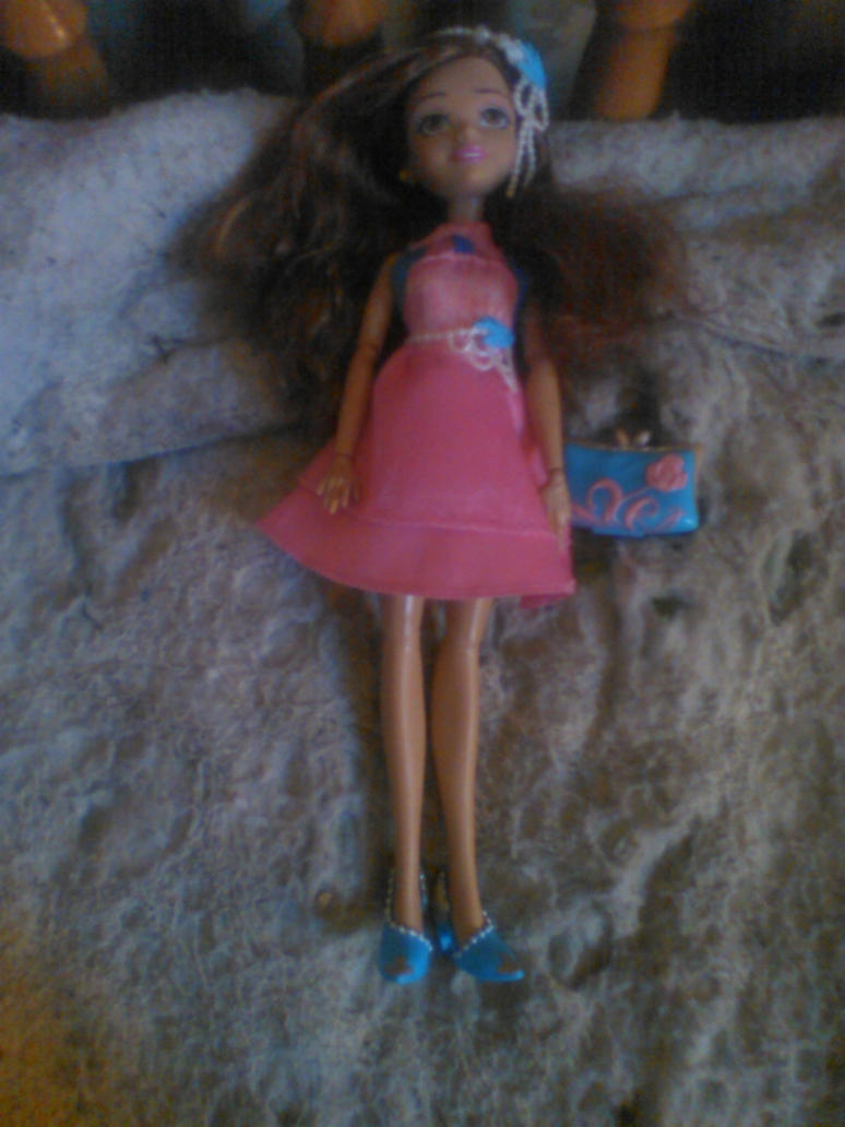 My Disney Doll collection Audrey Beauty by MLPG1Brony