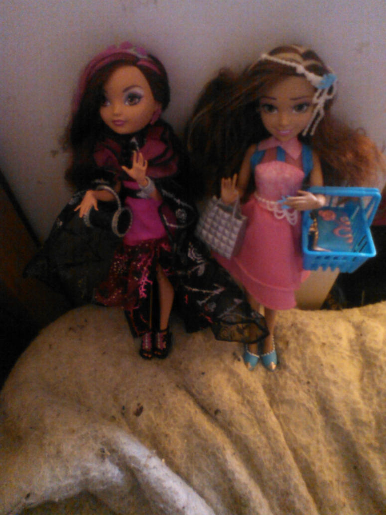 My Doll Collection. Fairy Tale Sisters by MLPG1Brony