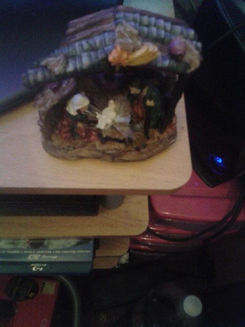 Nativity set by MLPG1Brony