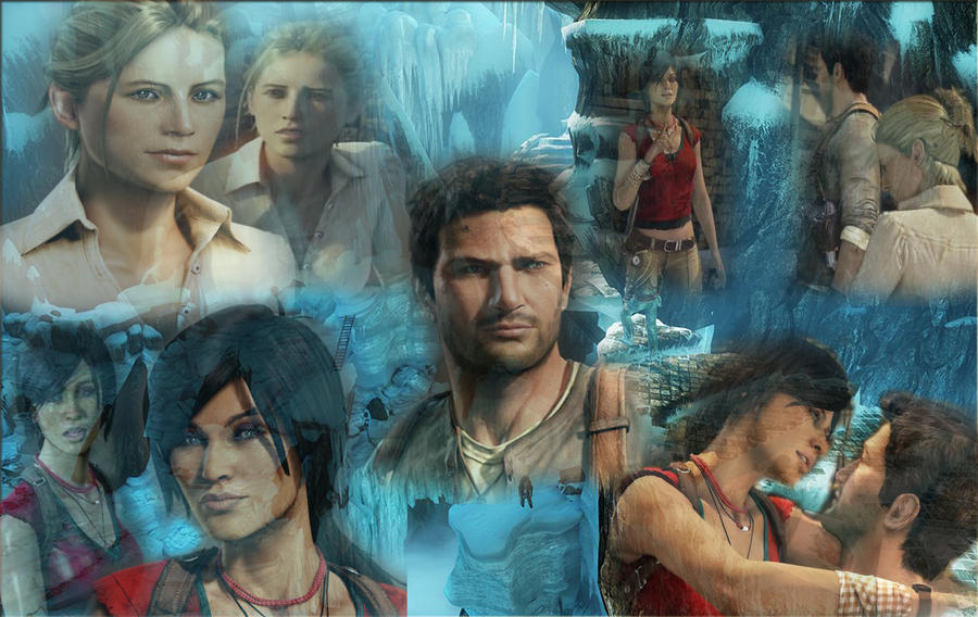 Uncharted Wallpaper By Keira32
