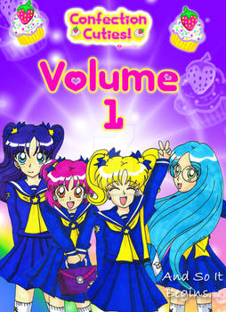 Confection Cuties Vol 1 Cover