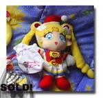 Christmas Sailor Moon Plush