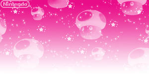 FREE: Princess Peach Background-H