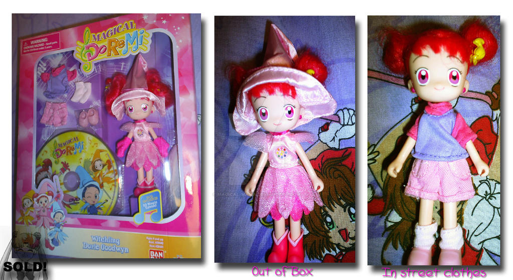 Dorie-Doremi Doll by Magical-Mama