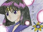 Manga Sailor Saturn
