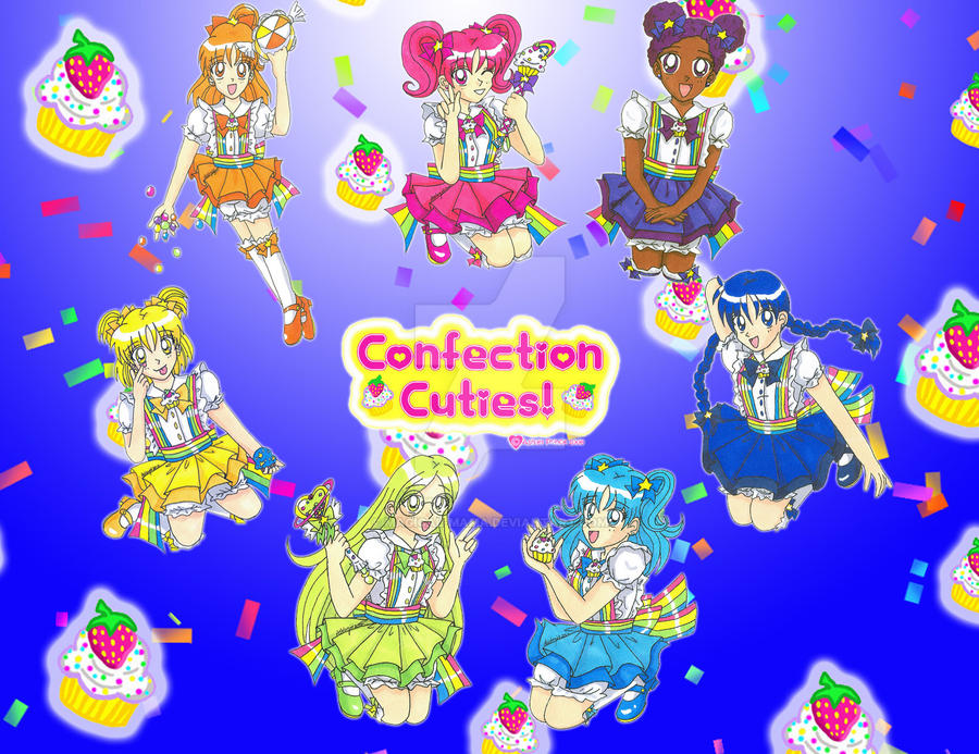 Confectionist Group by Magical-Mama