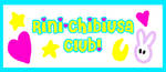 Rini-Chibiusa Club Sign by Magical-Mama