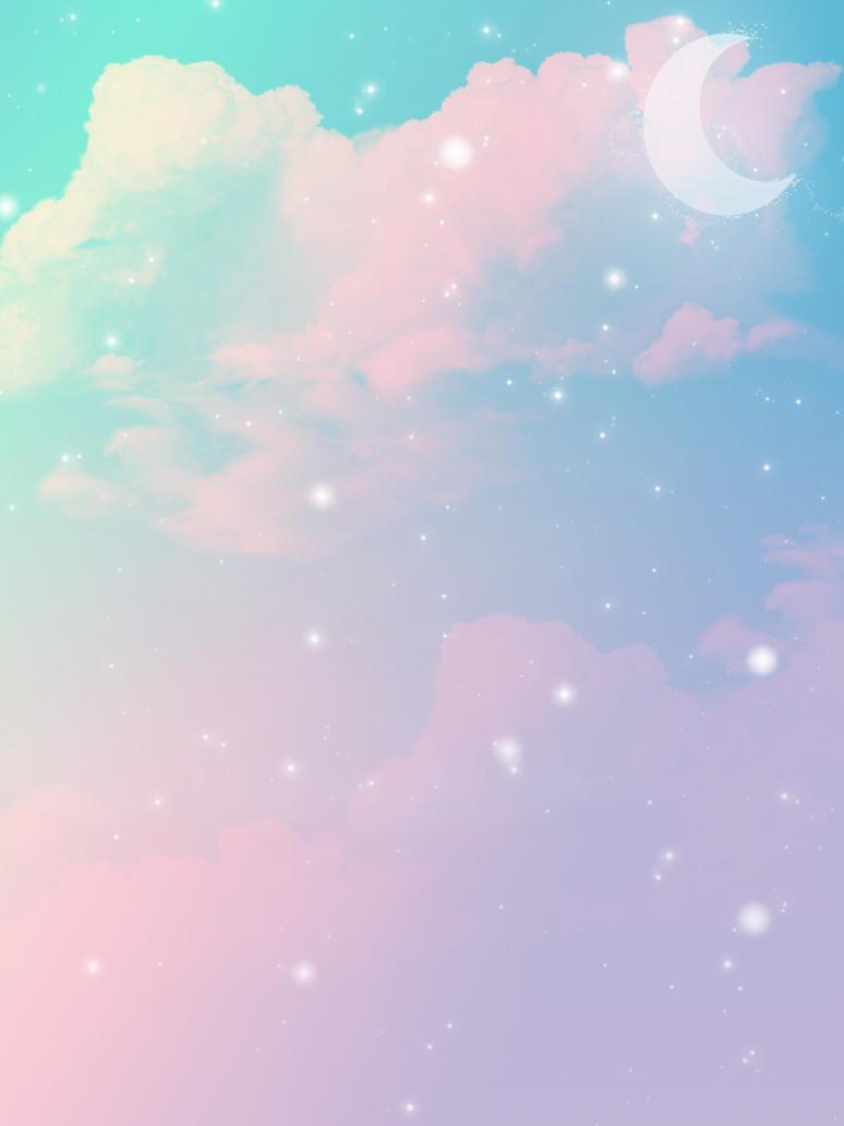 Dusk Background by YuniNaoki