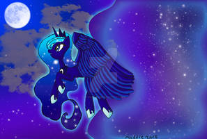 Princess Luna: By Maddie