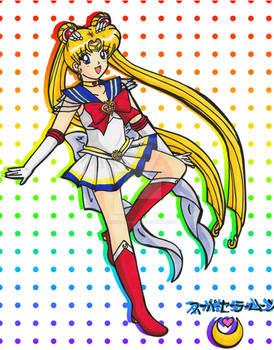 64. Super Sailor Moon