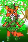 Chibi Commission: Robin Hood