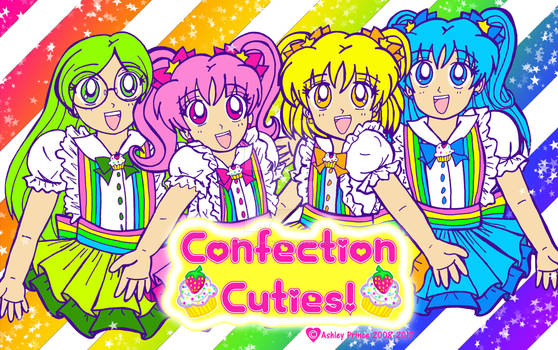 Confection Cuties Group-2016