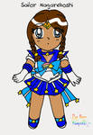 Mystery Fan Senshi Revealed: 2 by Magical-Mama