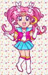 Chibi: Sailor Parallel-Kousagi by Magical-Mama